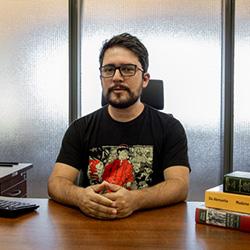 Dr Pedro Mandagará