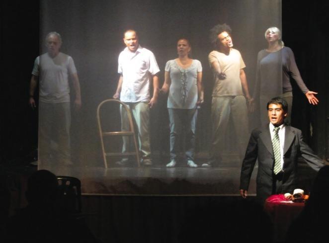 Más allá de la visibilización: Teatro en Sepia