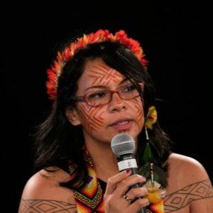 Photo of Daiara Tukano