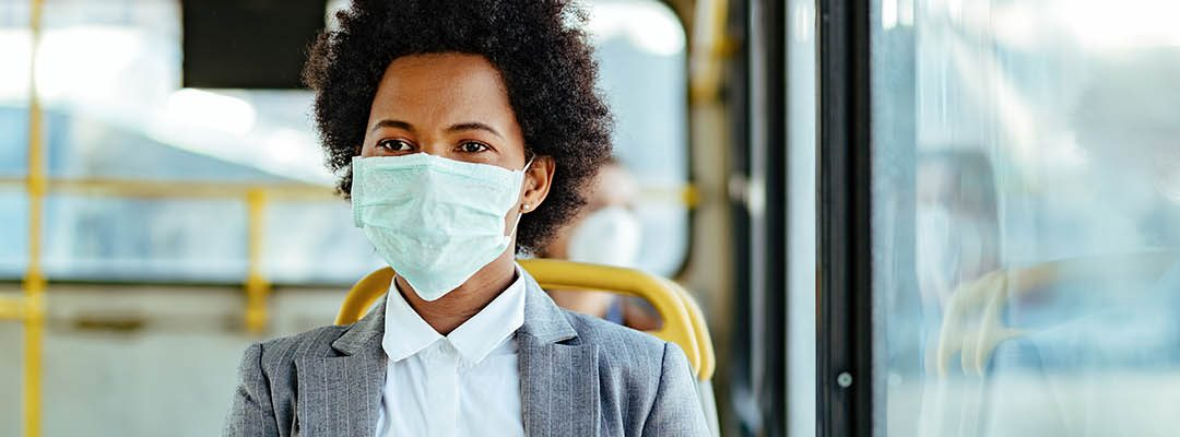 Understanding and controlling COVID-19 virus transmission risk on public transport