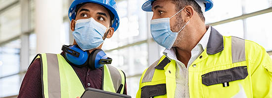 Keeping the UK building safely: PROTECT report examines sector's COVID-19 response
