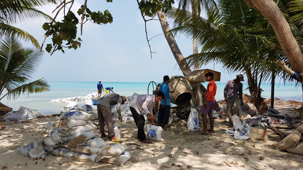 Reflections on community, education and nature in the Maldives