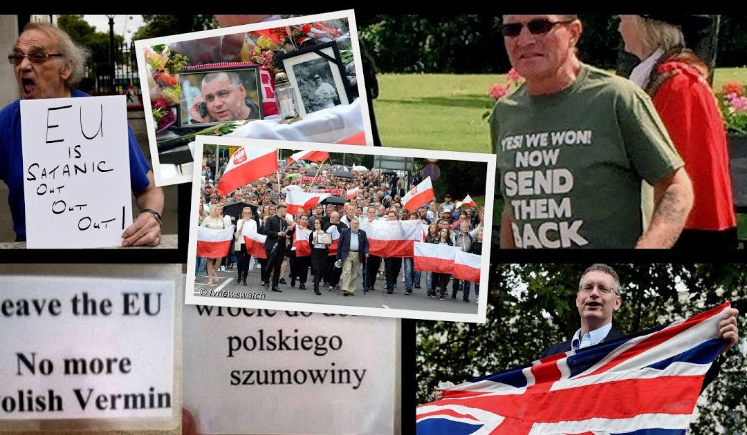 From home to hatred: A story of the Polish migrants