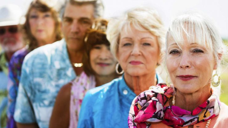 Population ageing in the UK: burden or opportunity?