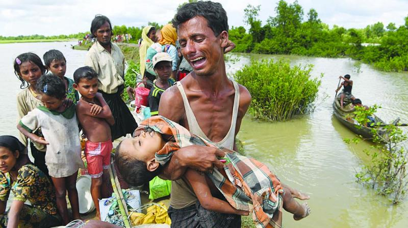 The crisis beyond the west: Rohingya's exodus