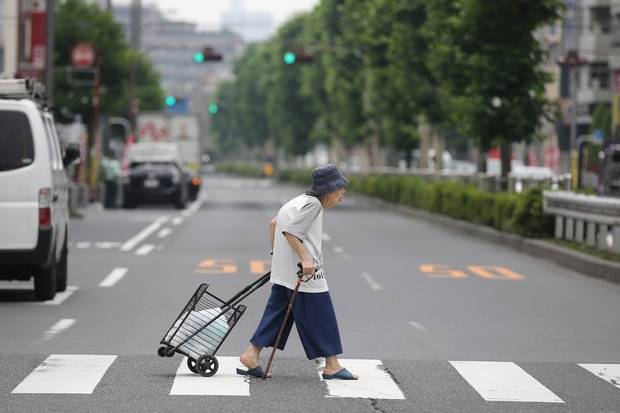 Ageing society in Japan and its political influences