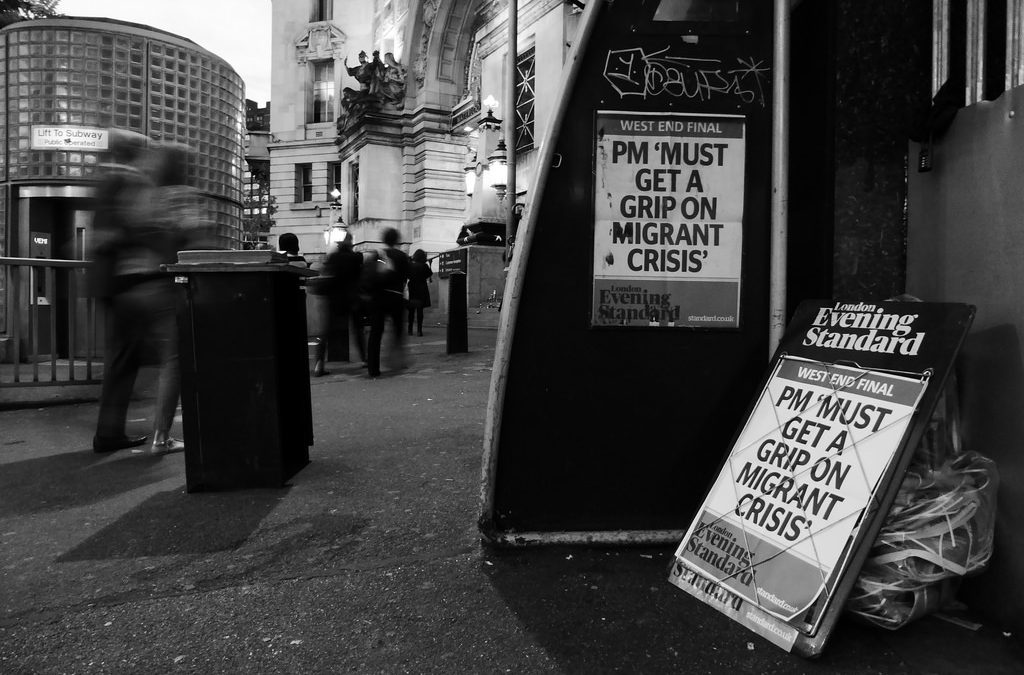 Race and the migrant crisis – a question of protection or rejection?