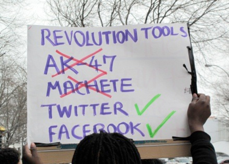 Social media as the new leadership in social movements: The Egyptian Revolution
