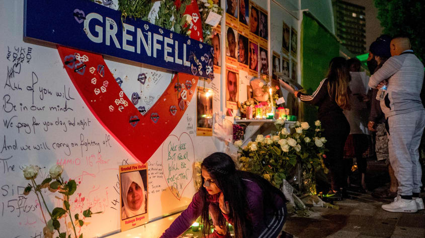 Grenfell: The repercussions of racial capitalism through gentrification