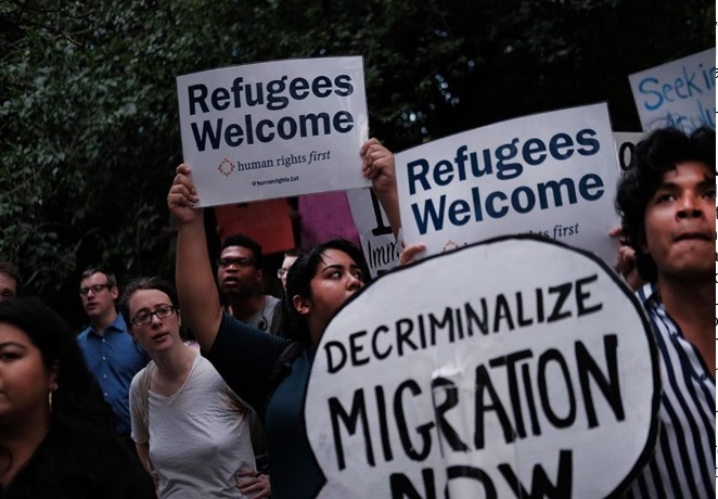 The 21st Century: An age of imprudent international borders and migrant hostility