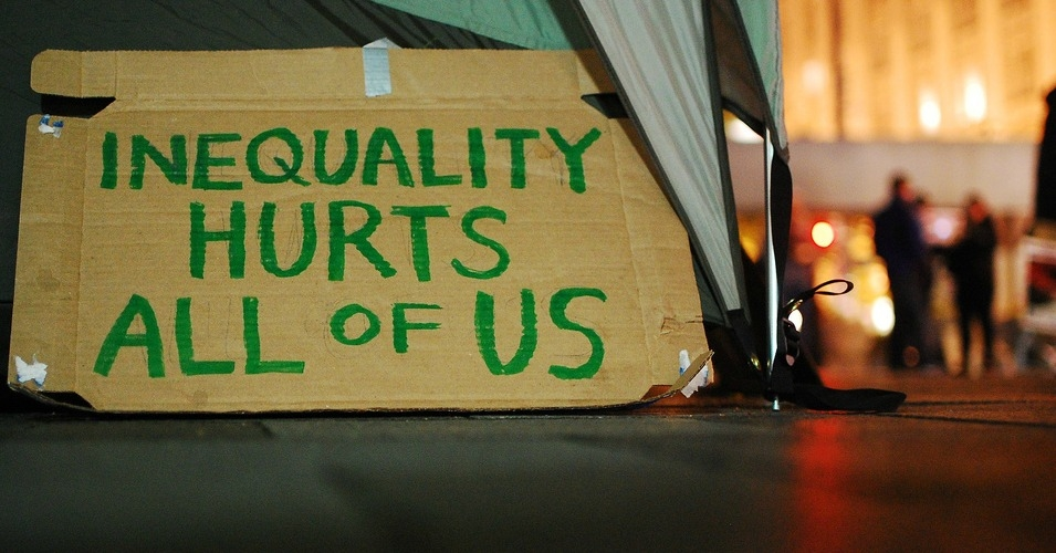 Economic Inequalities: Will it ever end?