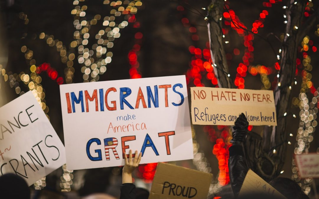 One of the Challenges Facing Contemporary Immigrants: Tagging