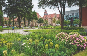 The University of Manchester campus 2