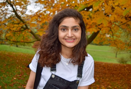 Muneera discusses her career since completing her BA in Politics and Modern History