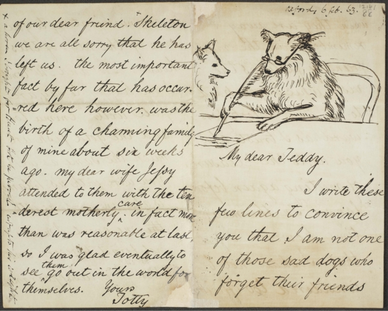 Project spotlight: Lives and Afterlives of Letters Network