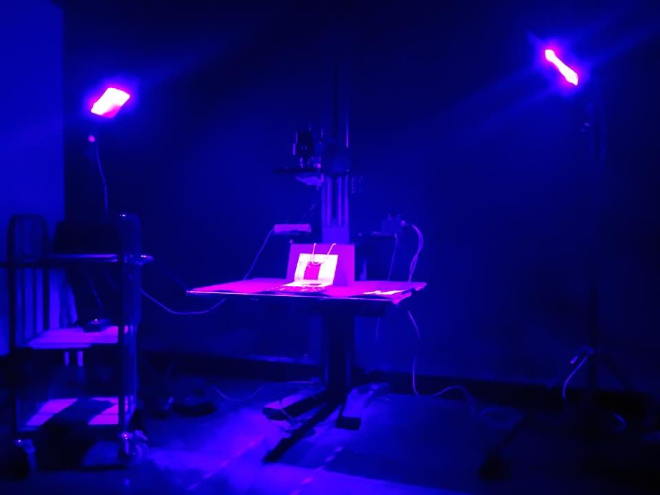 Multispectral Imaging at The John Rylands Library