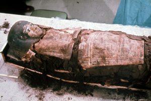 Manchester mummy 1770.