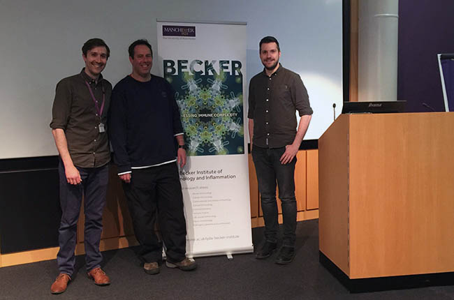 Lydia Becker Institute and the Manchester Immuno-Oncology network
