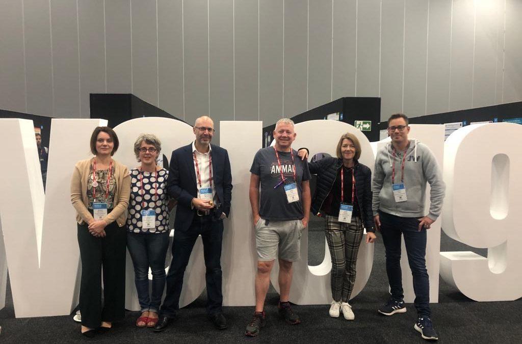 MACC team win global award for tracheostomy care
