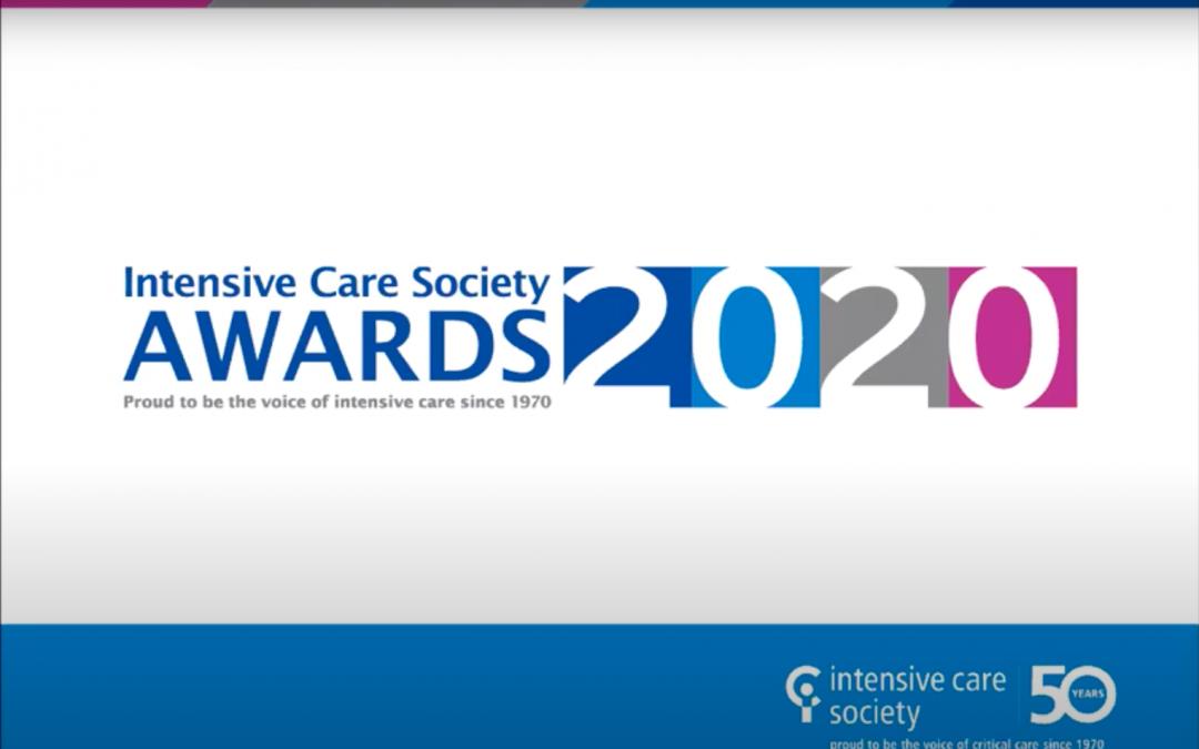 MACC team wins Intensive Care Society award