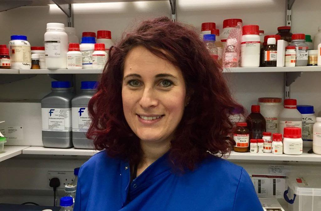 Dr Margherita Bertuzzi Awarded Prestigious Medical Research Council New Investigator Research Grant
