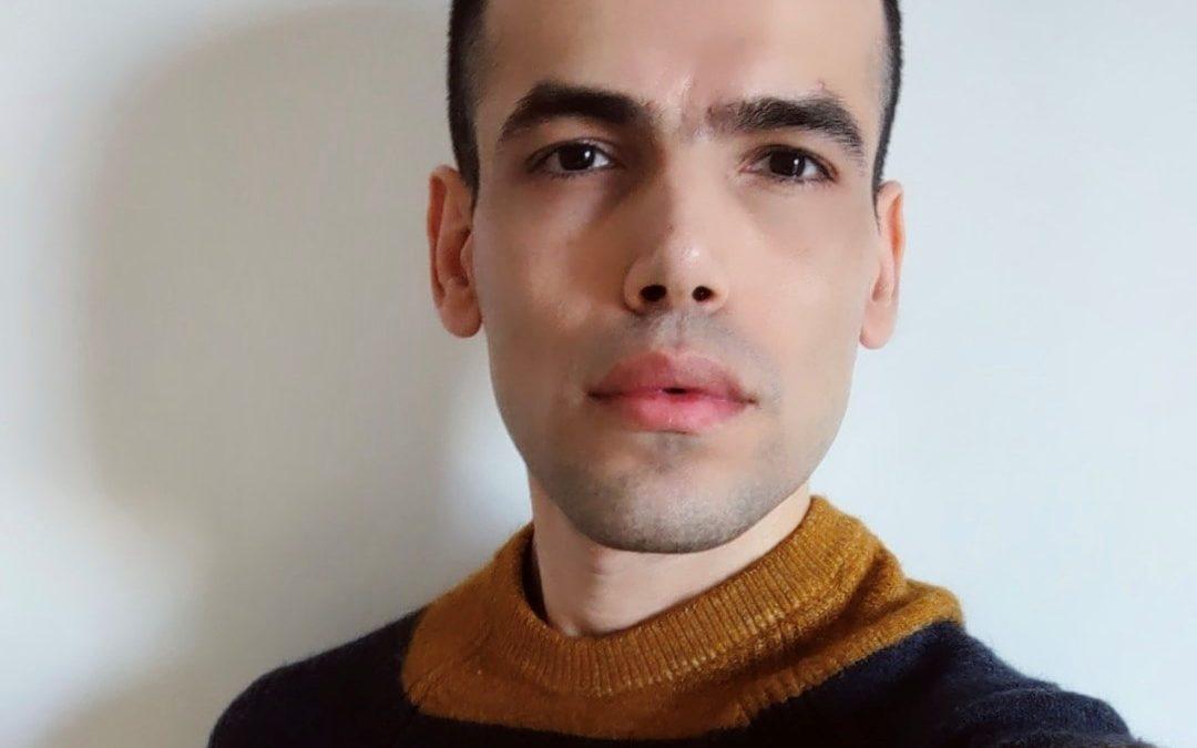 Meet the new PHD Student: Saif Abraham