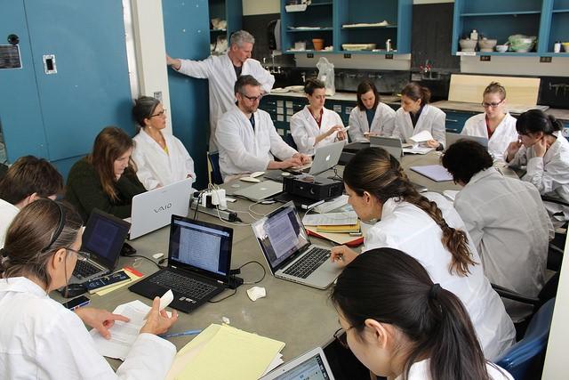 Graduate lab seminar