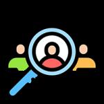 Recruitment free icon