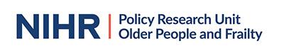 Older People and Frailty PRU