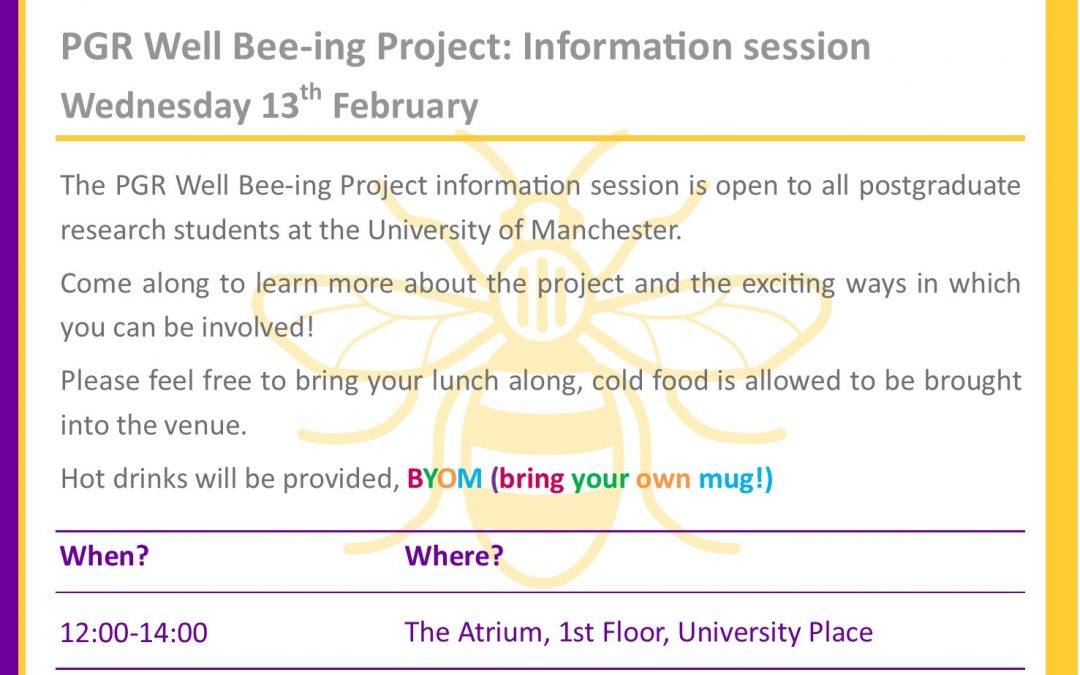 Project Information Session | 13th February