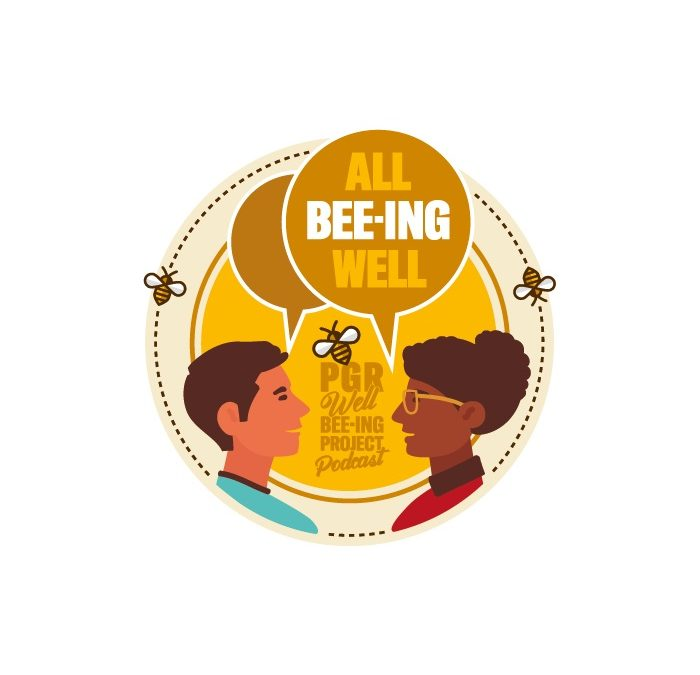 The 'All Bee-ing Well' podcast series