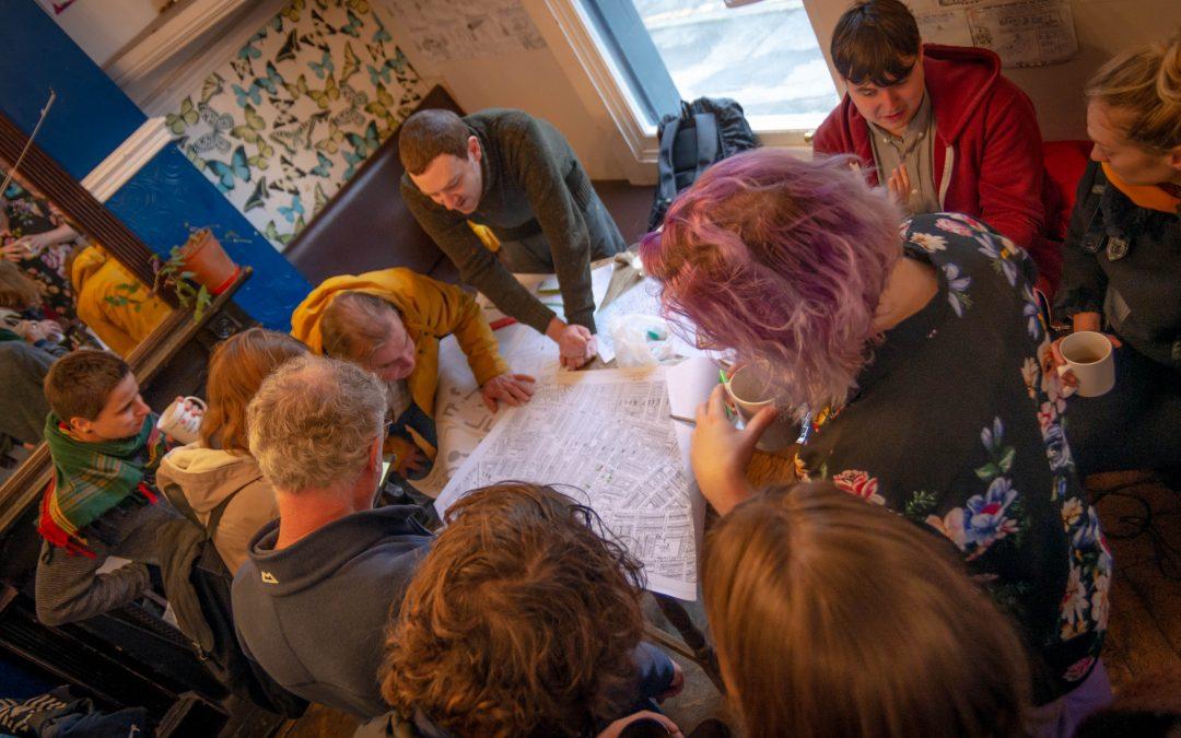 PlaceHistory Hulme & Greenheys Community History Day