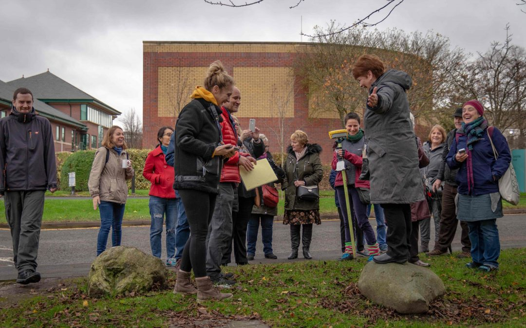 Whose past is it, and who gets to tell it? Greenheys Community History Day (GPS foray)