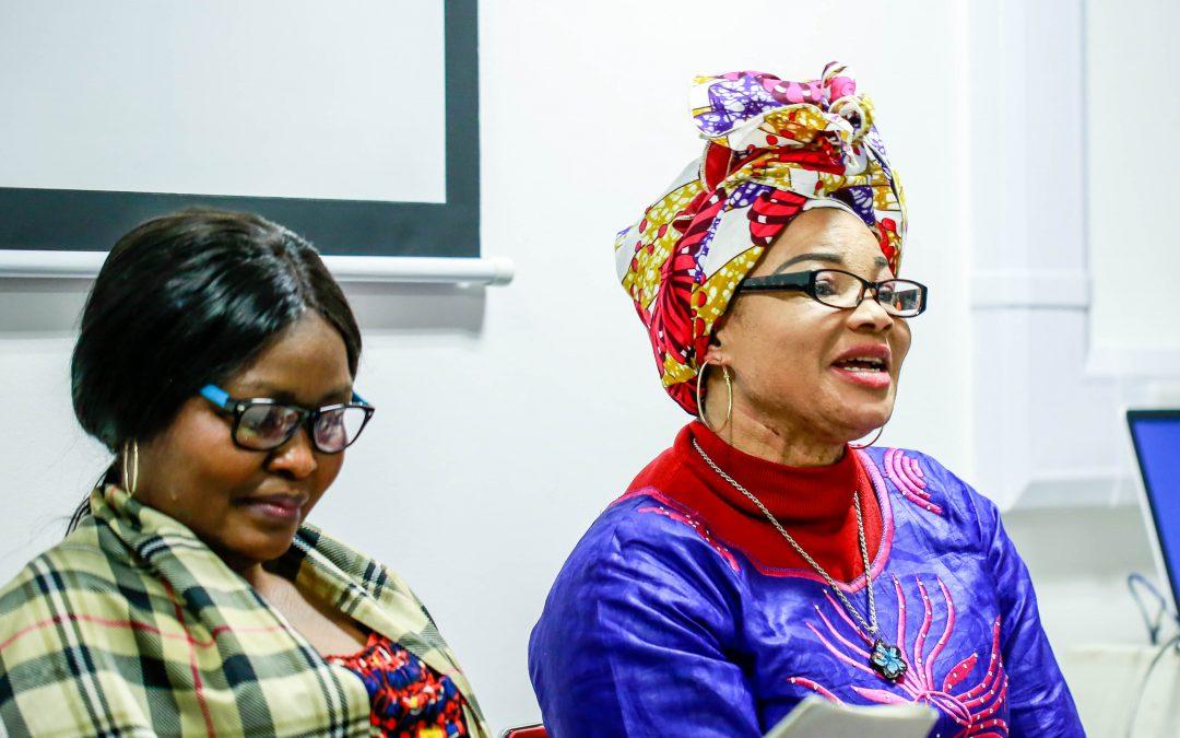 Congolese Women Speak