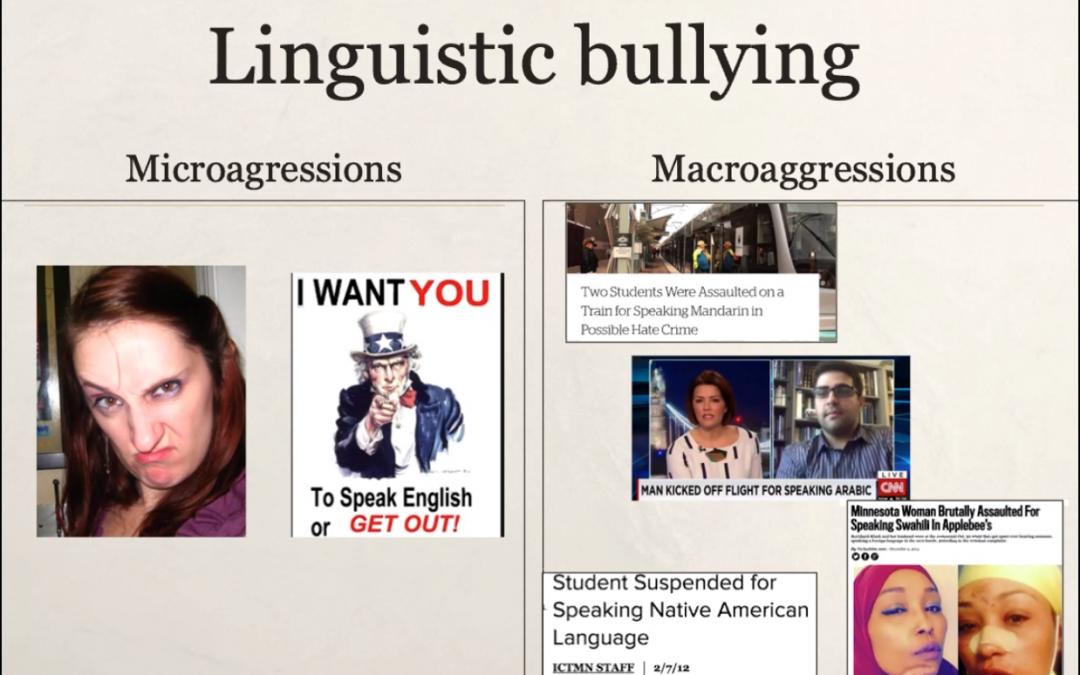 Bilingualism Series – 'No Child Left Monolingual'