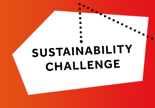 Are you in your first year and missed the Sustainability Challenge?