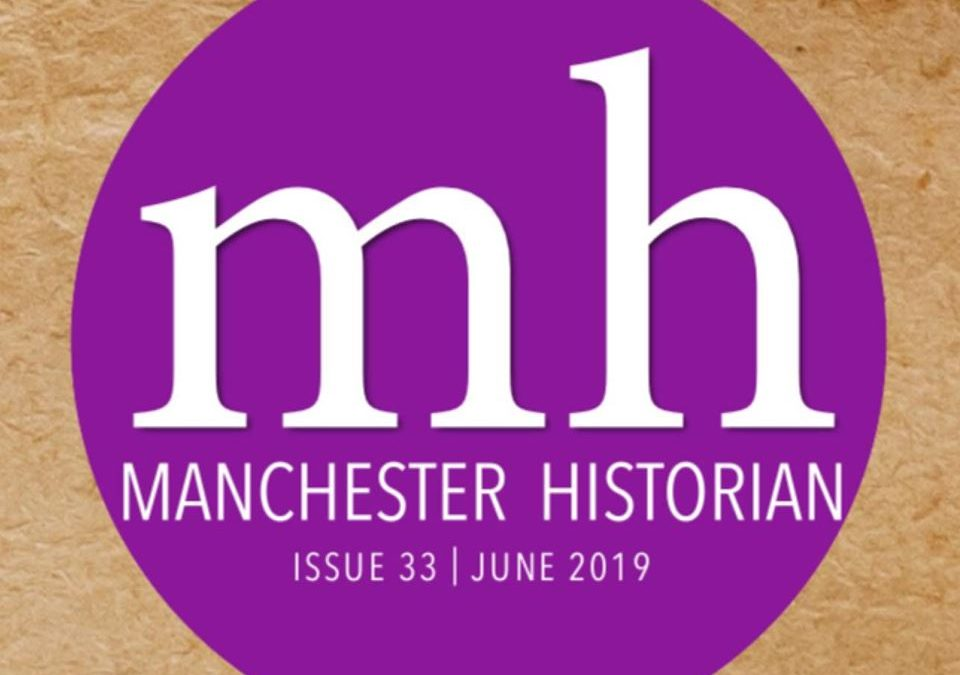 Are you interested in writing a article for the Manchester Historian?