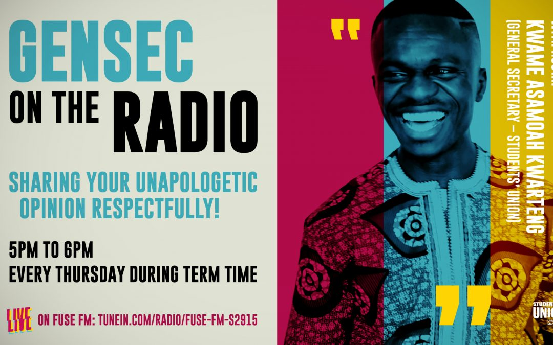 GenSec on Radio