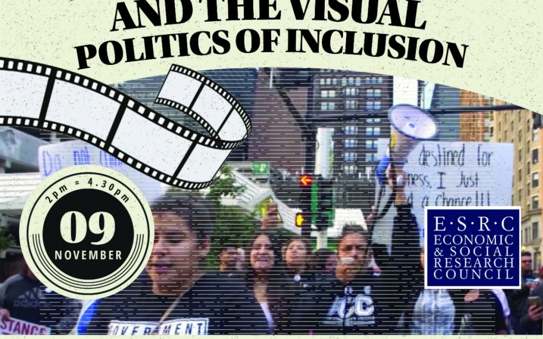 Language, film and the visual politics of inclusion