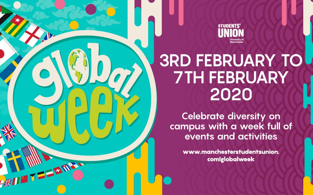 Global week is coming