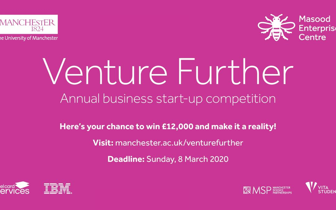 Annual business start-up competition now open for entries!