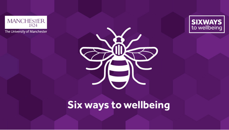 Six Ways to Wellbeing: Coping with Self-Isolation (Part 3)