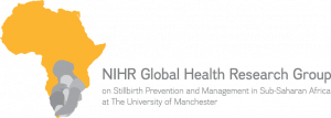 NIHR Stillbirth Group Logo
