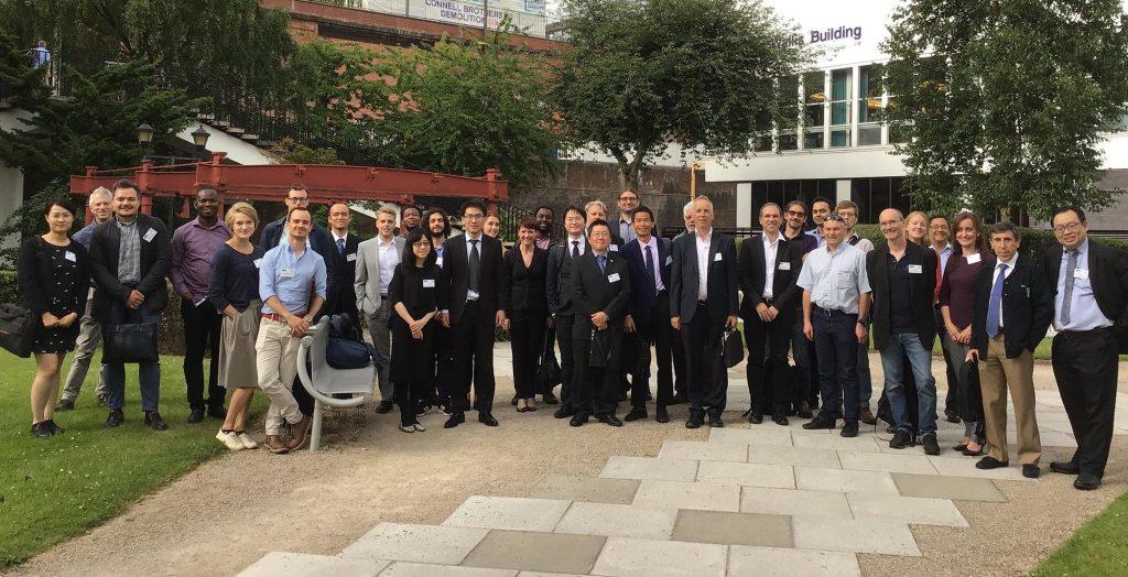 ICCCE2019 conference delegates