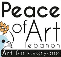 Peace of Art Lebanon logo