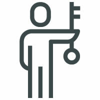 External access icon